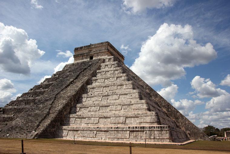 Chiche-Itza-piramide