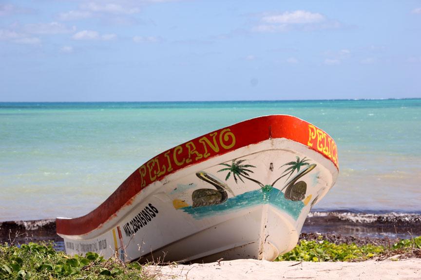 Punta-Allen-barca-tradicion