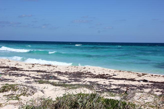 Punta-Allen-playa