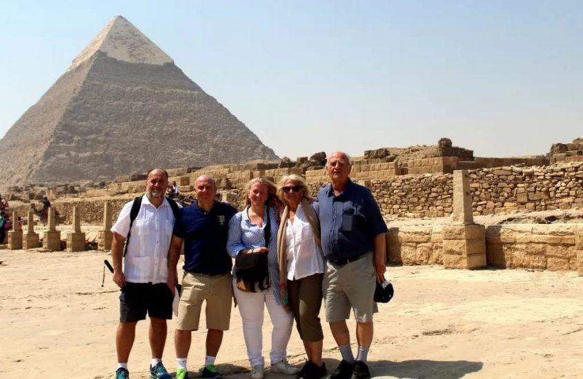 Viajar a Egipto en familia
