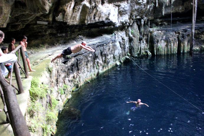 cenote-salto