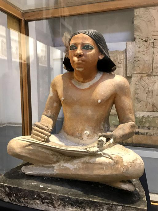 museo-cairo-escriba-sentado