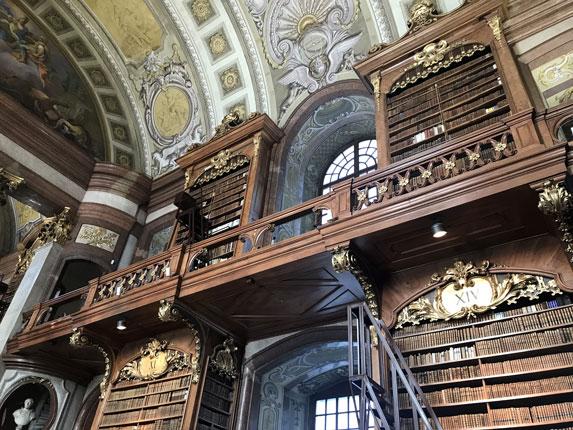 que-ver-viena-biblioteca-nacional