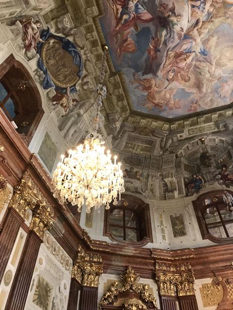viena-que-ver-belvedere-interior