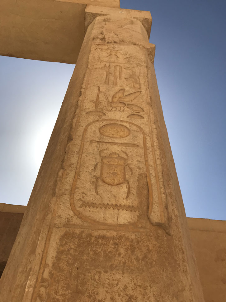columna-templo-hatsepsut-luxor