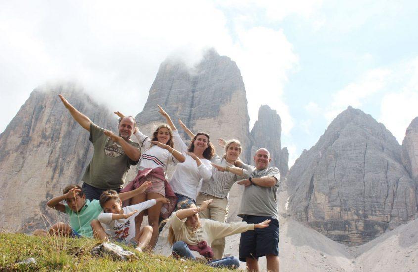 Viajar con niños por el Norte de Italia