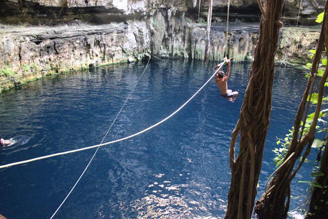 Excursión a un Cenote en Riviera Maya
