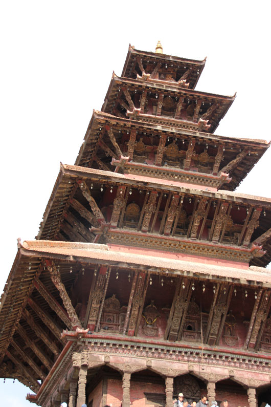 excursion-bhaktapur-plaza-taumadhi