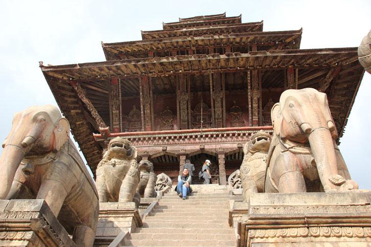 que-ver-bhaktapur-pagoda-nyathapola