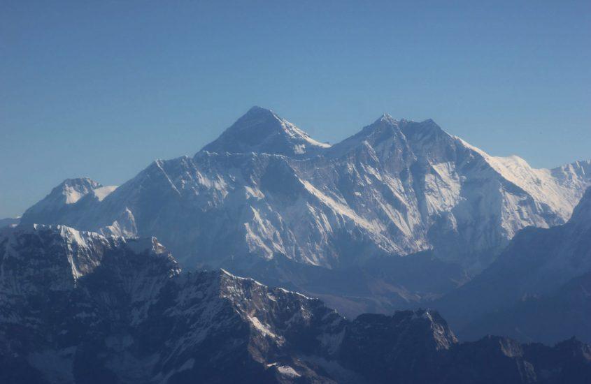 Sobrevuelo en avioneta por el Himalaya