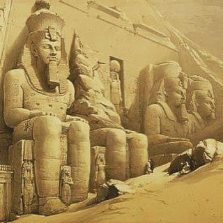 David Roberts (1796-1864), fue un pintor romántico escocés que hizo un viaje de 3 meses por Egipto en 1834. Recorrió gran parte del territorio en busca de templos faraónicos, tomó apuntes y bocetos para más tarde realizar una de las más fascinantes colecciones de litografías de la Historia. En su obra podemos ver el estado en que se encontraban, en aquella época, templos como los de Abu Simbel, Edfu, Kom Ombo, Philae, Karnak, Luxor, las pirámides y la Esfinge. Contemplar su obra es como viajar en el tiempo. . . #davidroberts #egipto #egypt #egiptologia #egyptology #egiptomania #egyptphotography #egyptianmuseum #viajaraegipto #turismoegipto #egypttourism #egypttravel #arte #viajareneltiempo #gorongeti #travelblogger #travelgram #instatravel