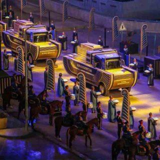 """Ya se ha inaugurado el nuevo museo egipcio, ahora llamado """"Museo Nacional de la Civilización Egipcia"""".  La campaña de marketing planteada, con el traslado de las momias reales en procesión, ha sido espectacular, digno de película.  Queda atrás el edificio clásico que le daba un toque romántico a los objetos faraónicos, pero se abre una nueva etapa de contraste y convivencia entre lo antiguo y lo moderno.  ¿Alguien está tan ansioso como yo de conocer este nuevo museo?  #visitegypt #egipto #egiptologia #egiptología #egiptology #egiptotravel #egiptomania #egiptoenbarcelona #museoegipcio #egiptoaldescubierto #egyptianmuseum #mummies #egyptianmummy #museuegipci #ancientegypt #antiguoegipto"""